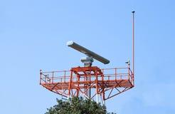 Torre del radar Fotografia Stock