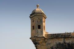 Torre del reloj de Gardjola imágenes de archivo libres de regalías