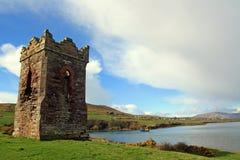Torre del reloj de la cañada Imagen de archivo libre de regalías