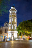Torre Del Reloj Guayaquil, Ecuador Malecon 2000 Stockfotografie
