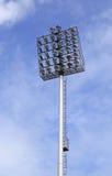 Torre del riflettore Fotografie Stock Libere da Diritti