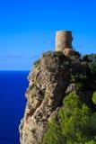 Torre del Sacristão, Mallorca Fotos de Stock Royalty Free