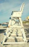 Torre del salvavidas Foto de archivo