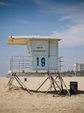 Torre del salvavidas de Baywatch Foto de archivo