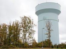 Torre del serbatoio di acqua Immagine Stock Libera da Diritti