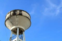 Torre del serbatoio di acqua Fotografie Stock