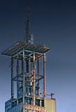 Torre del sonido fotografía de archivo libre de regalías