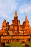 Torre del stupa de la pagoda Fotografía de archivo