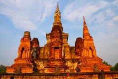 Torre del stupa de la pagoda Foto de archivo libre de regalías