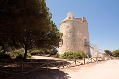 Torre del Tajo (Andalucia) Royalty Free Stock Images