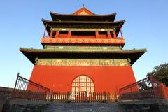 Torre del tambor de Pekín Fotografía de archivo libre de regalías