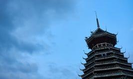 Torre del tamburo Fotografia Stock