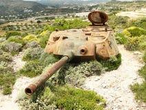 Torre del tanque americano Fotos de archivo