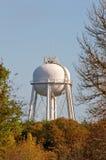 Torre del tanque de agua Fotos de archivo