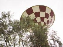 Torre del tanque de agua Fotografía de archivo libre de regalías