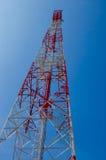 Torre del teléfono Imagenes de archivo