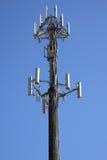 Torre del teléfono celular Imagenes de archivo