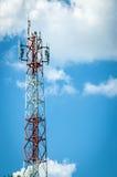 Torre del teléfono móvil Foto de archivo