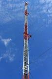 Torre del telefono Immagini Stock Libere da Diritti