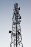 Torre del telefono cellulare Fotografia Stock Libera da Diritti