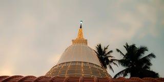 Torre del tempio dallo Sri Lanka fotografie stock