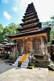 Torre del templo de Balinesse Fotografía de archivo