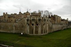 Torre del terror foto de archivo libre de regalías