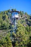 Torre del Time su La Palma immagini stock libere da diritti