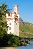 Torre del topo (Maeuseturm)/valle del Reno Immagine Stock
