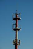Torre del transmisor del G/M Foto de archivo libre de regalías