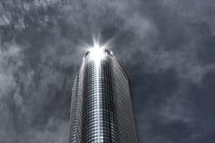 Torre del triunfo Fotografía de archivo libre de regalías