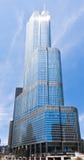 Torre del triunfo en Chicago Foto de archivo libre de regalías