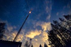Torre del vínculo Imagen de archivo libre de regalías