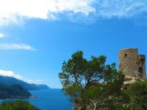 Torre del verger, majorca, spain Royalty Free Stock Photos
