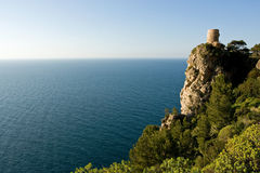 Torre del Verges Royalty Free Stock Photography