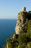 Torre del Verges. The 'Torre del Verges', Majorca, Spain Royalty Free Stock Photography
