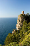 Torre del Verges. The 'Torre del Verges', Majorca, Spain Stock Photos