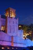 Torre del viento. Dubai foto de archivo