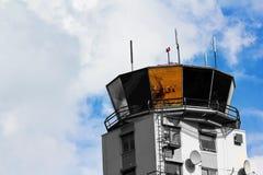 Torre del vuelo Imágenes de archivo libres de regalías