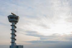 Torre dell'aeroporto Fotografie Stock