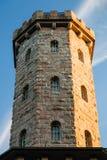 Torre dell'allerta Fotografie Stock Libere da Diritti