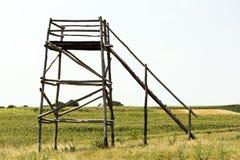 Torre dell'allerta Fotografie Stock