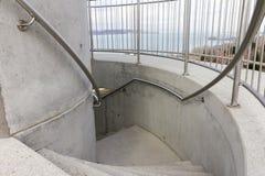Torre dell'allerta al Balaton Fotografie Stock