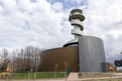 Torre dell'allerta al Balaton Fotografia Stock Libera da Diritti