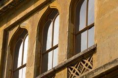 Torre dell'allerta del minareto di Lednice nell'area di Lednice Valtice, repubblica Ceca Fotografia Stock
