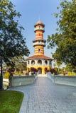 Torre dell'allerta delle salvie (Ho Withun Immagini Stock Libere da Diritti