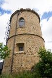 Torre dell'allerta di Josefs al supporto Klet, foresta di Blansky, repubblica Ceca Immagine Stock Libera da Diritti