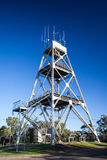 Torre dell'allerta di Mt Tarrengower Fotografia Stock Libera da Diritti