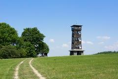 Torre dell'allerta/torre di osservazione Immagini Stock Libere da Diritti