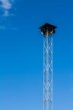 Torre dell'altoparlante Fotografia Stock